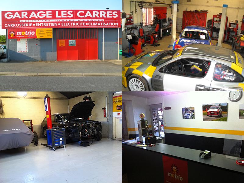 Ancien garage